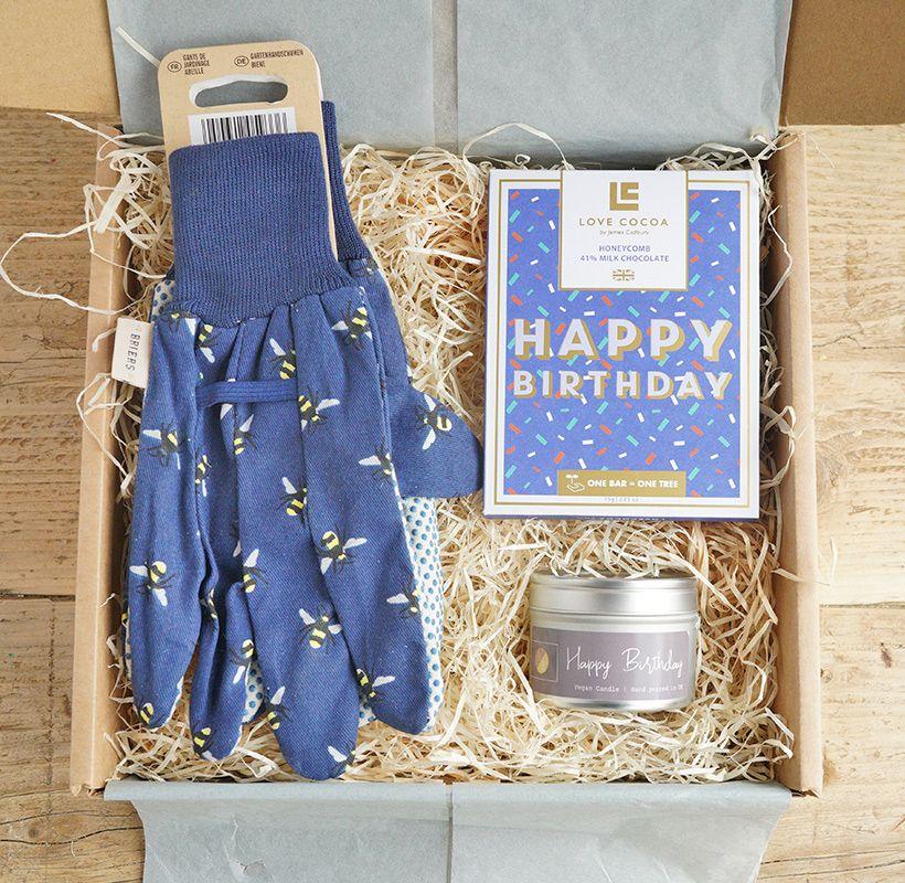 Bee 'Happy' Birthday Gift Box