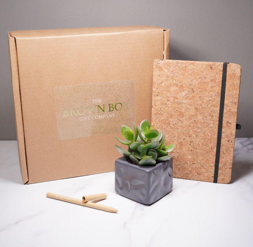Eco Home Desk Gift Box