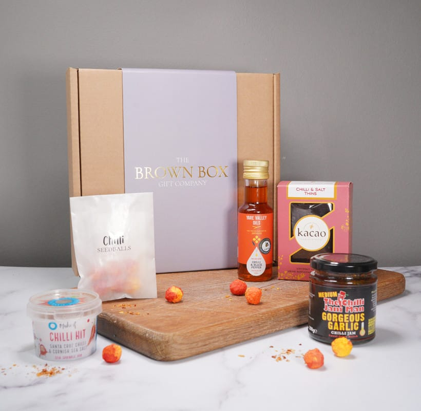 Chilli Lovers Large Gift Box