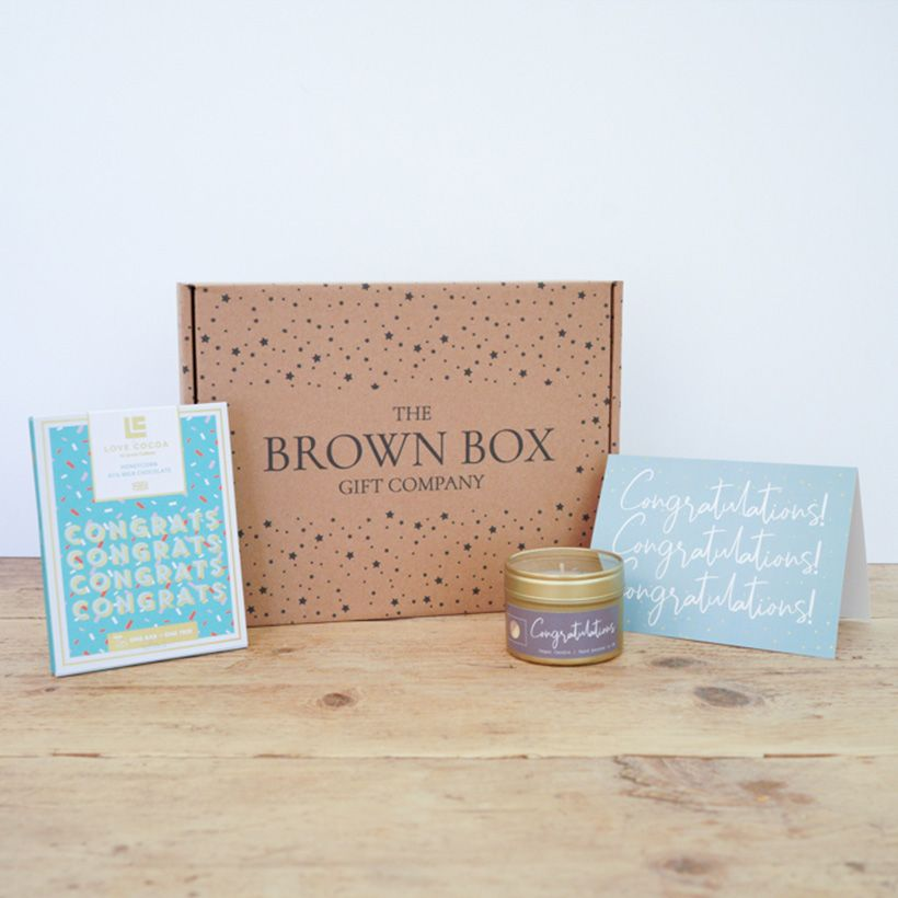 Congratulations Gift Box