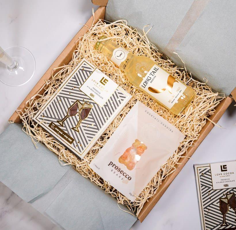 Prosecco Celebration Gift Box