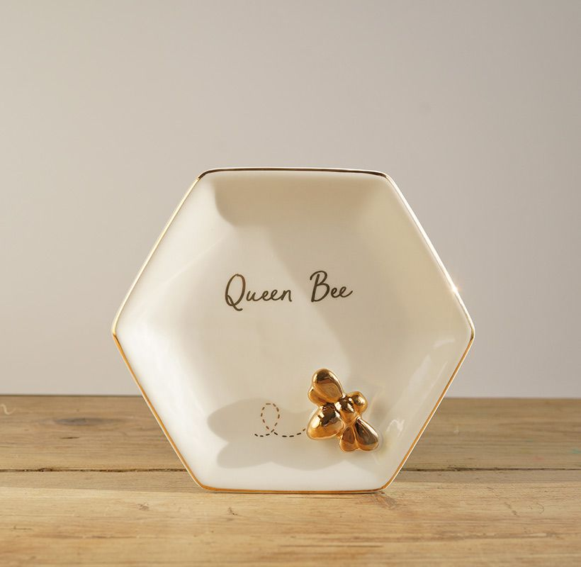 Queen Bee Trinket dish