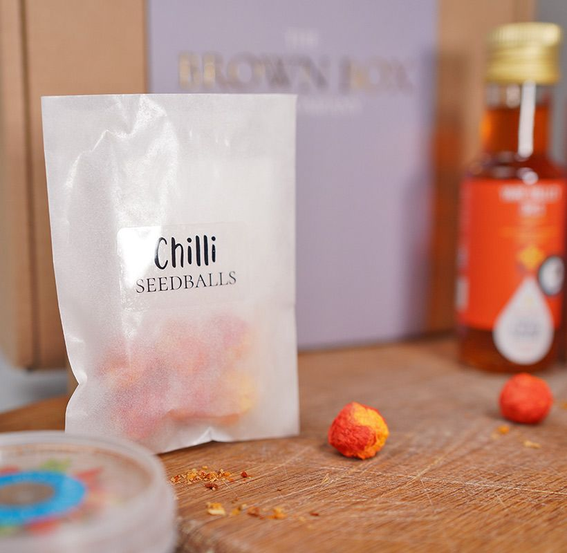 Plant Your Own Chilli Balls
