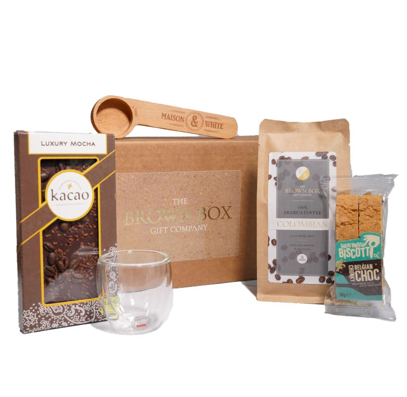 Coffee Lovers Large Gift Box