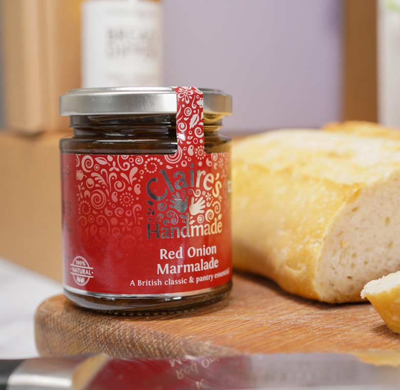 Claire's Red Onion Marmalade