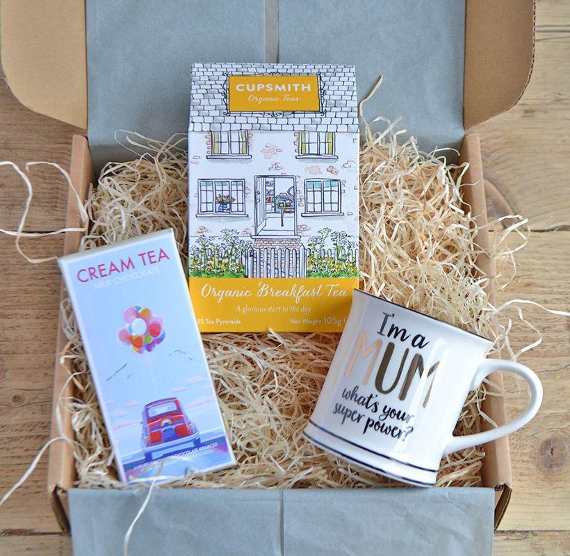 Superhero Mum Gift Box